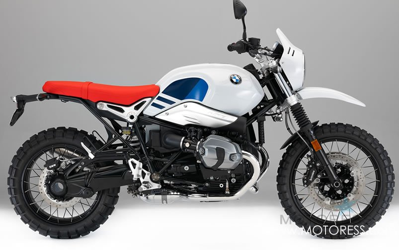 BMW R nineT and R nineT Urban G/S on MOTORESS