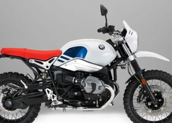 BMW R nineT and R nineT Urban G/S