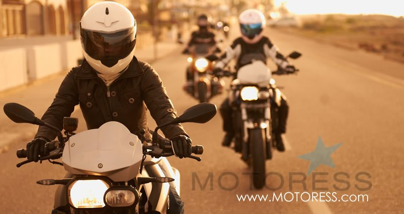 Six Tips for Riding in Hot Weather on MOTORESS