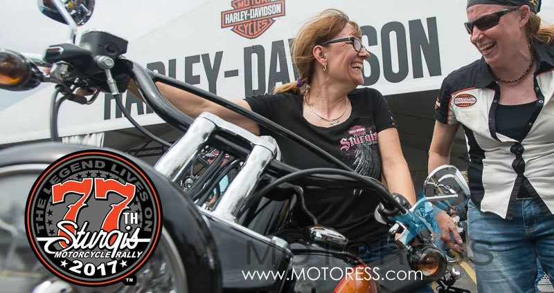 Harley-Davidson Festivities 77th Sturgis Motorcycle Rally