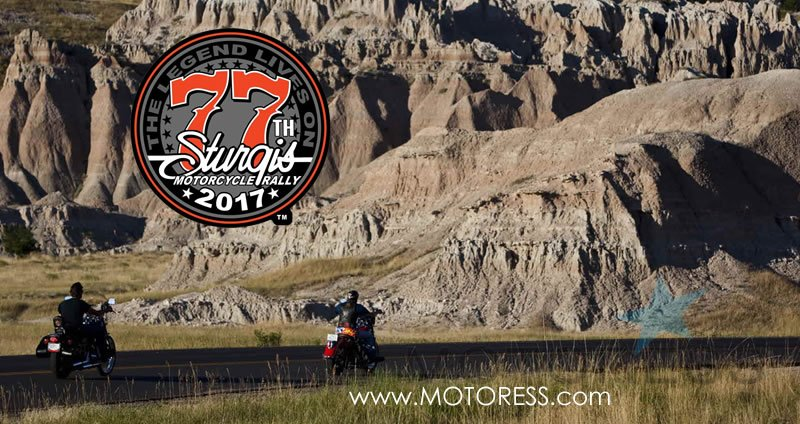 Harley-Davidson Festivities 77th Sturgis Motorcycle Rally - MOTORESS