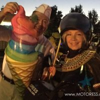 Ice Cream Rider for the Rally