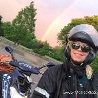 At the End of the Ride, A Rainbow!