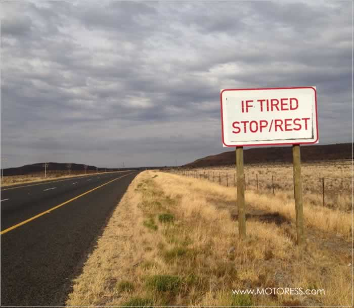 How To Overcome Fatigue on Long Motorcycle Rides - MOTORESS