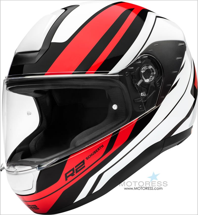 SCHUBERTH R2 Full Face Motorcycle Helmet - MOTORESS