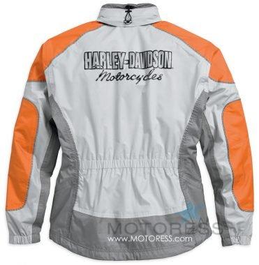 Harley-Davidson Women's Two Piece Rain Suit on MOTORESS