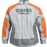 New Harley-Davidson Midpoint Colour Block Women's Two Piece Rain Suit