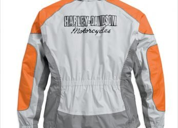 New Harley-Davidson Midpoint Colour Block Women's Two Piece Rain Suit