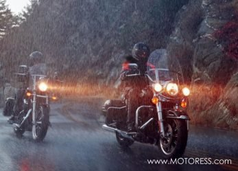 Six Reasons to Ride Your Motorcycle in the Rain