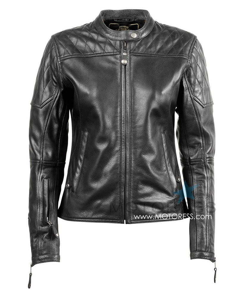 Roland Sands Trinity Women's Motorcycle Jacket - MOTORESS