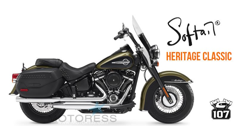 Harley-Davidson Introduces Eight Brand New Softail Custom Motorcycles - MOTORESS