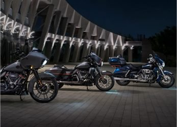 Five Harley-Davidson New Touring Bikes – More Power, Comfort And Handling