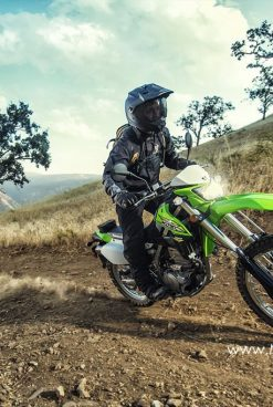 2018 Kawasaki KLX250S Dual Purpose Motorcycle Returns With Improved Performance and Rideability