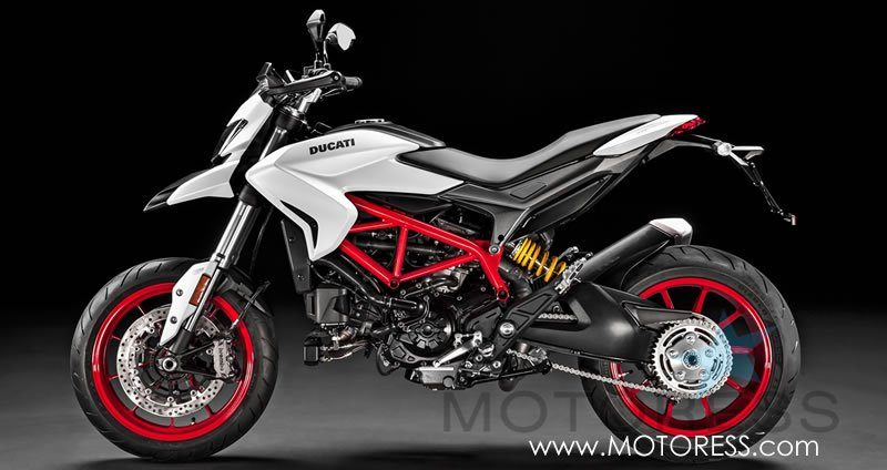New Look for Ducati Hypermotard 939 - MOTORESS.com