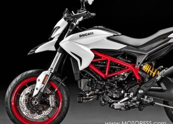 New Look for Ducati Hypermotard 939