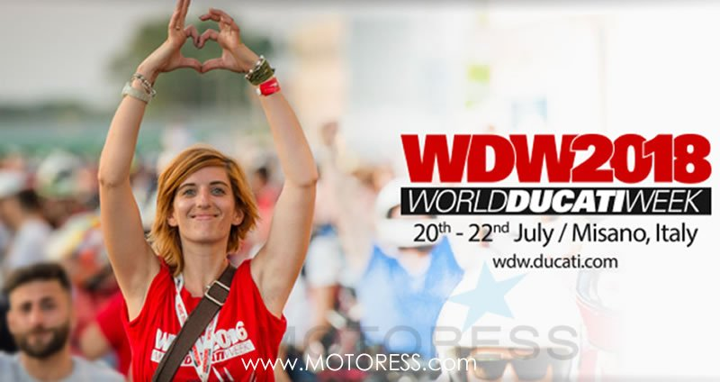 World Ducati Week - MOTORESS.COM