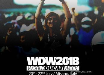 World Ducati Week World's Biggest Ducati Gathering Returns for 2018