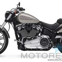 Harley-Davidson Softail Breakout Milwaukee-Eight 114 - MOTORESS