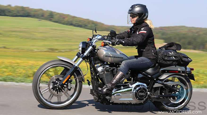 2018 harley davidson softail breakout milwaukee eight 114 great ride with more features woman. Black Bedroom Furniture Sets. Home Design Ideas