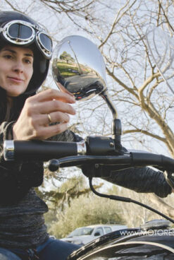 Your Motorcycle Mirrors and Their Importance