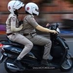 Delhi Introduces Women's Police Motorcycle Squad To Fight Violence Against Women