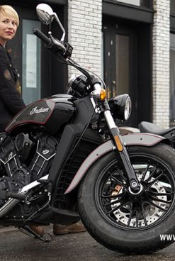 Indian Motorcycle Scout Line-Up 2018