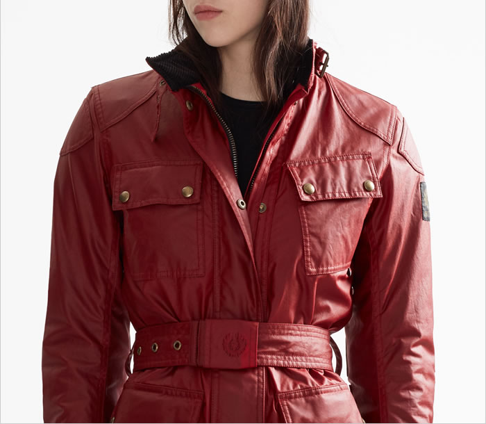 Women's Belstaff Tourist Trophy Jacket - MOTORESS