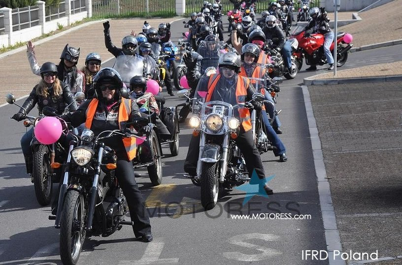 How To Celebrate International Female Ride Day - MOTORESS