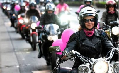 How to Celebrate International Female Ride Day