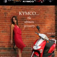 KYMCO on MOTORESS