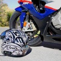 Arai Helmets Partner of MOTORESS