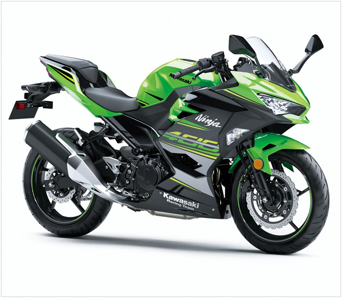 Kawasaki Ninja 400 Returns - MOTORESS