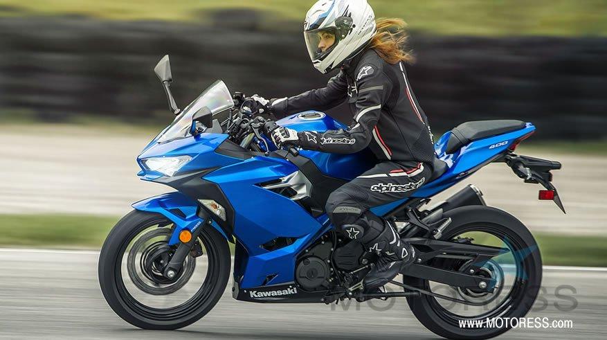 Kawasaki Ninja 400 Returns - MOTORESS