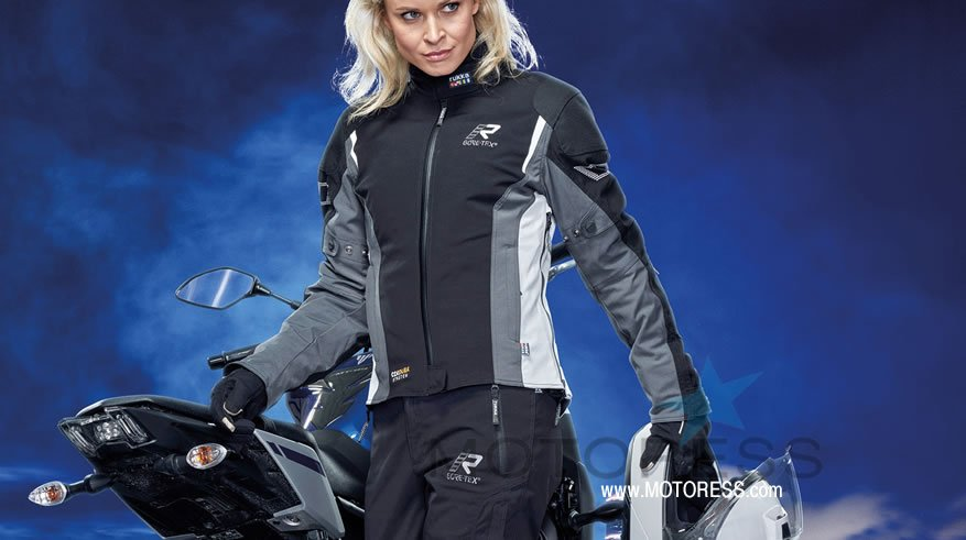 Stylish High-Quality Rukka Motorcycle Suits For Women Riders - MOTORESS