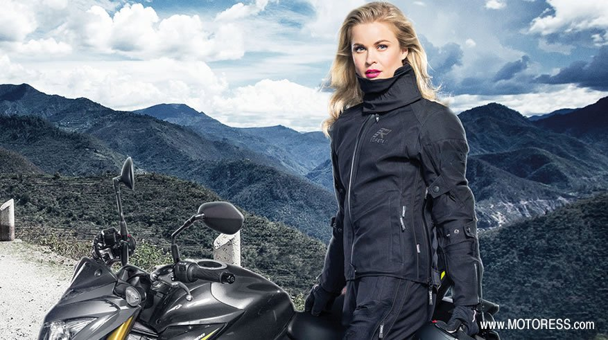Stylish High-Quality Rukka Motorcycle Gear For Women Riders - MOTORESS