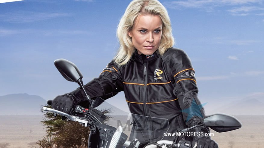 Stylish High Quality Rukka Motorcycle Gear For Women Riders Woman