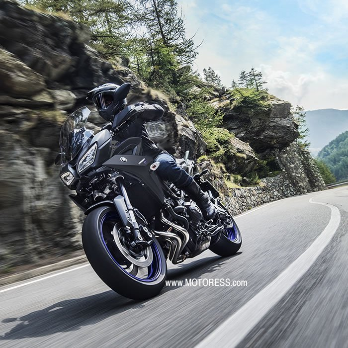 Yamaha Tracer 900 Sport Tourer and MT-07 Naked Roadster - MOTORESS