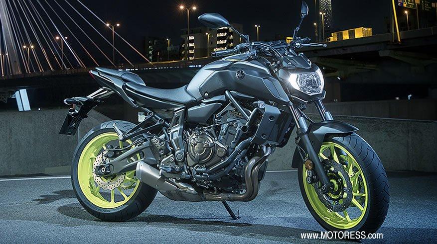 Yamaha Tracer 900 Sport Tourer and MT-07 Naked Roadster - MOTORESS