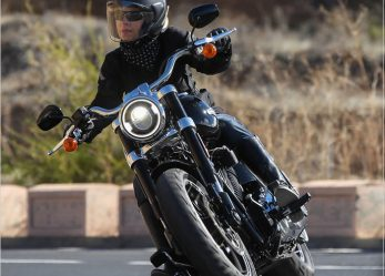 Harley-Davidson Sport Glide Ride Review