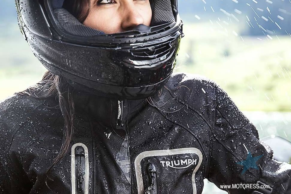 Triumph Snowdon Women's Motorcycle Jacket - MOTORESS