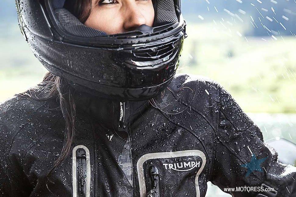 Triumph Snowdon Women's Motorcycle Jacket - MOTORESS
