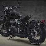 New Bonneville Bobber Black  – Darker, Meaner, Stronger and Delivers Much More!