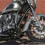 Limited Edition Indian Motorcycle Chieftain Elite One-Of-A Kind Black Hills Silver Paint