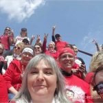 2018 International Female Ride Day Group Photo Contest Winner – Lady Riders Ontario Canada!