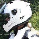 Schuberth SR1 Helmet Review Light Fit for Women
