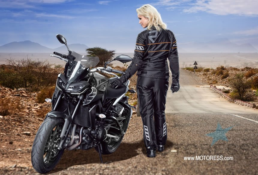 Rukka AIR-YA Riding Suit for Women - MOTORESS