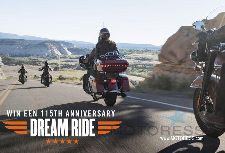 Harley-Davidson's 115th Anniversary - MOTORESS