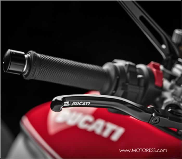 Limited Edition Ducati Monster 1200 25° Anniversario - MOTORESS