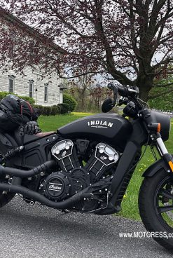 Indian Scout Bobber Ride Review Long Distance