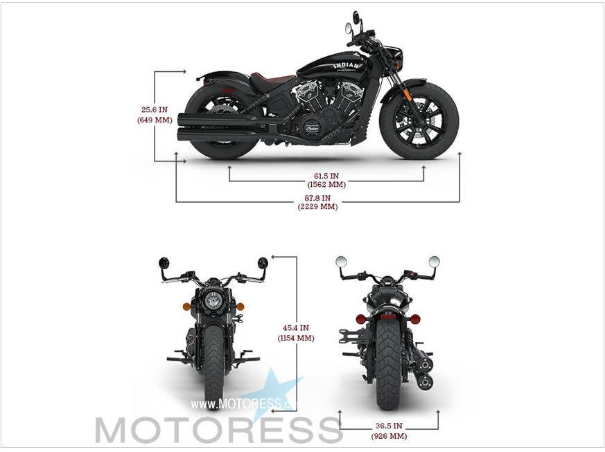 Indian Scout Bobber Ride Review Long Distance | Woman